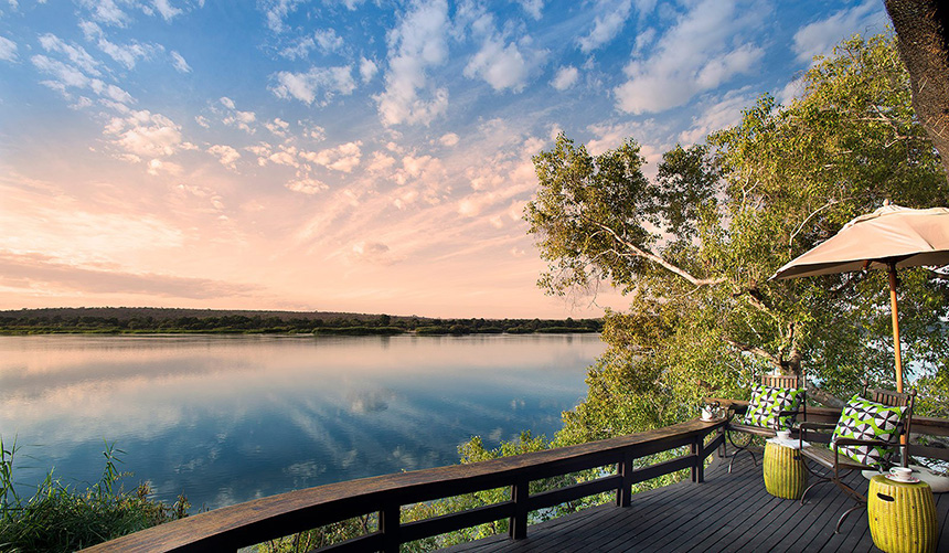 Royal Chundu – Luxury Zambezi Lodges - Victoria Falls National Park, Zambia