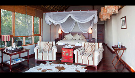 Bedroom - Royal Chundu – River Lodge