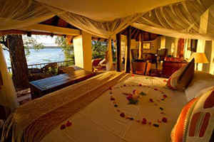 Tongabezi Lodge - Victoria Falls