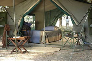 Mobile Camping - South Luangwa National Park